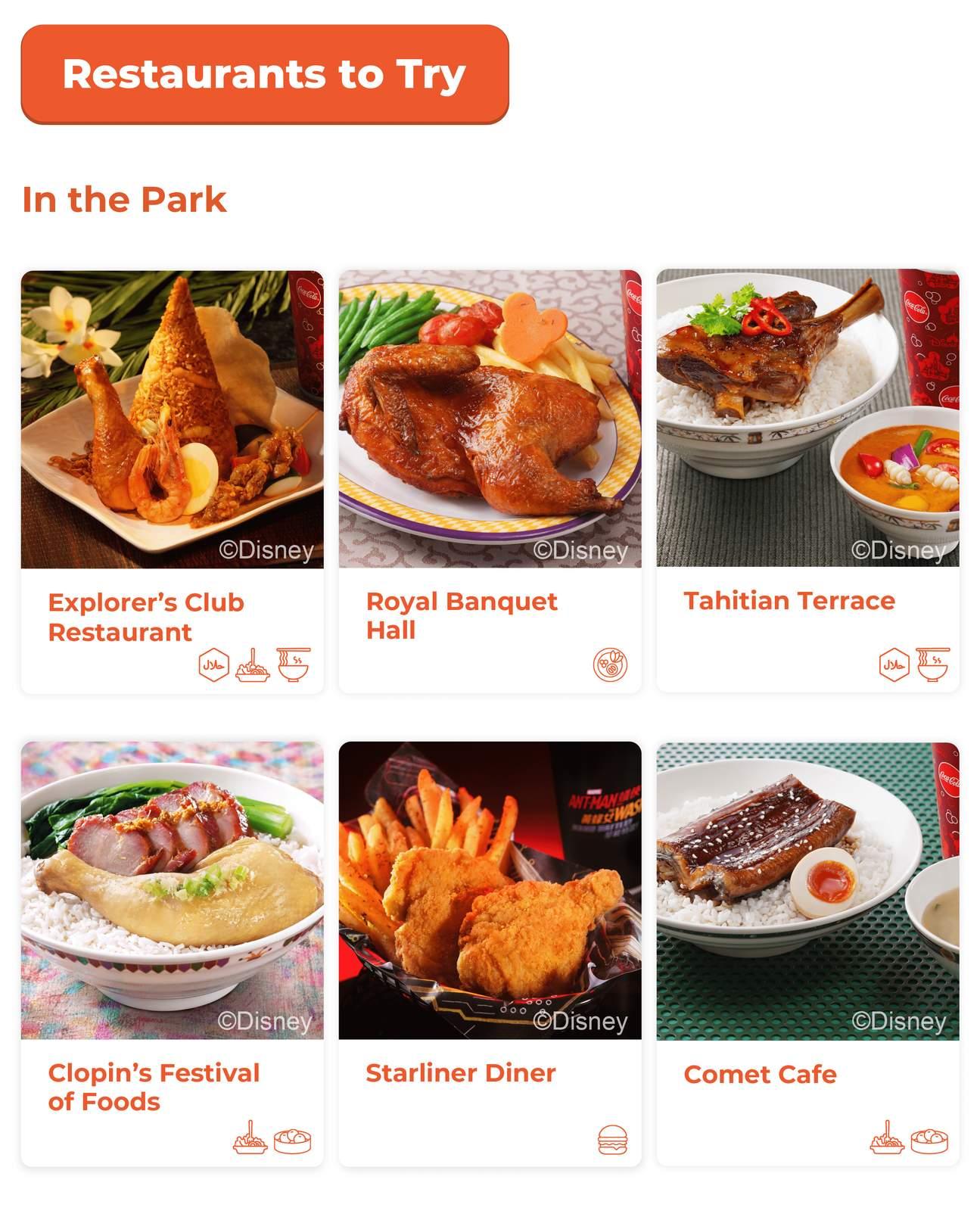Restaurant in the Park