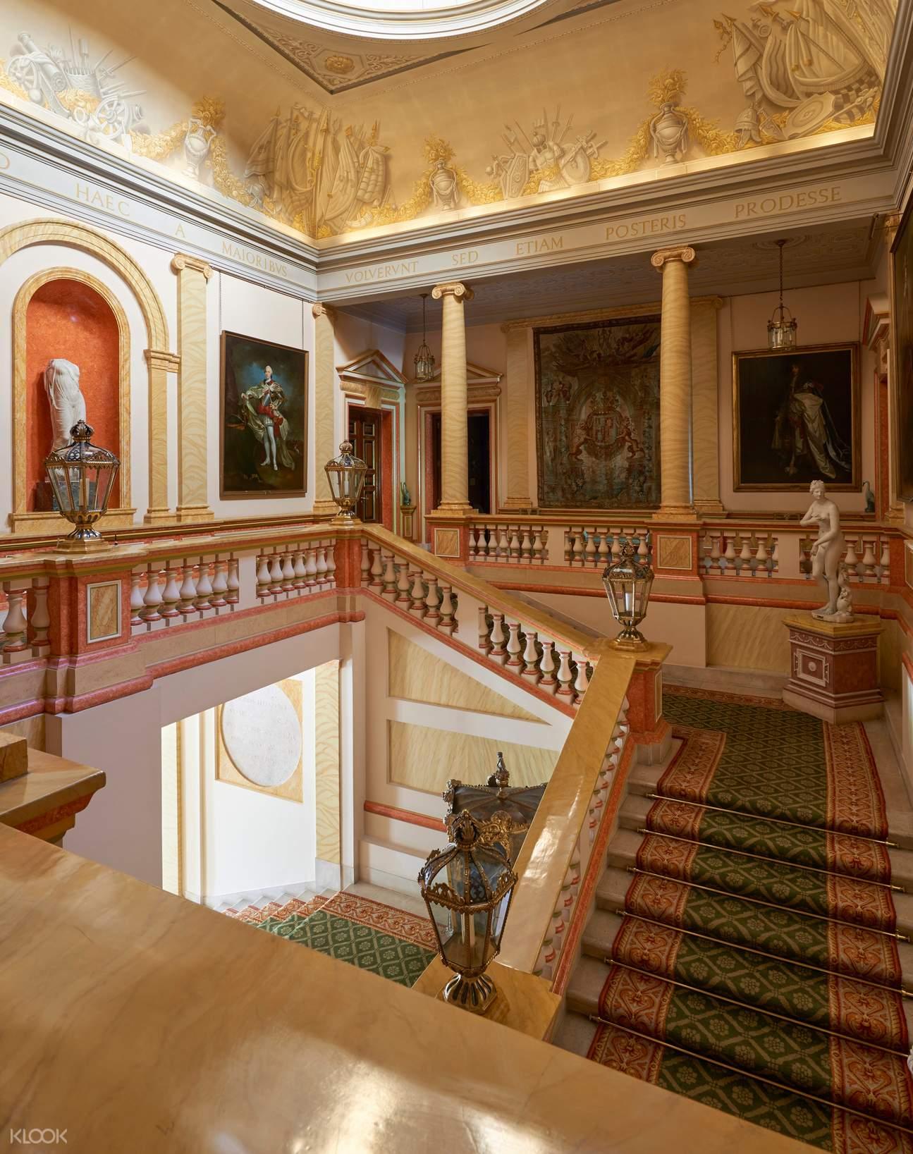 Palacio de Liria Interior