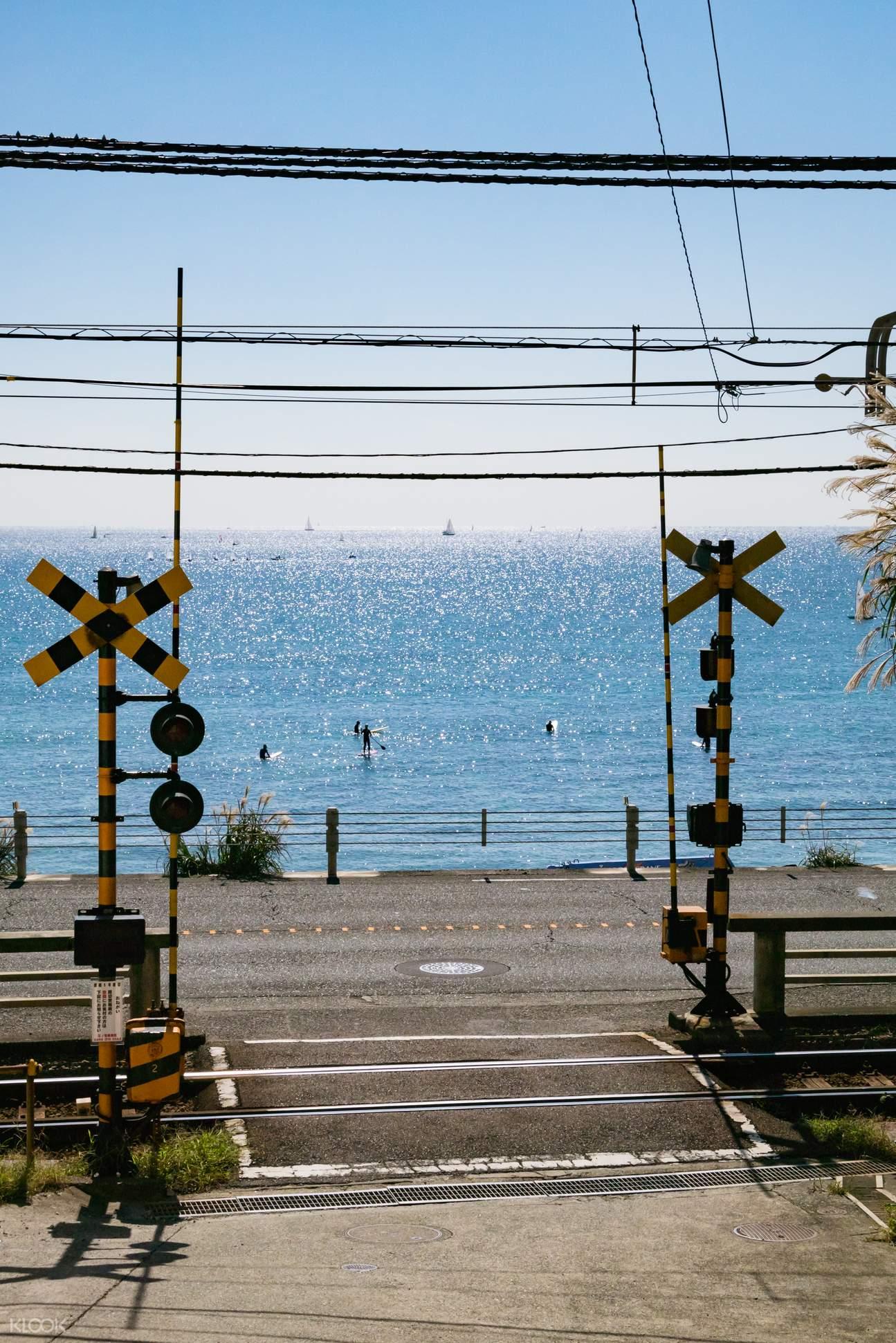 enoshima bay drive tour