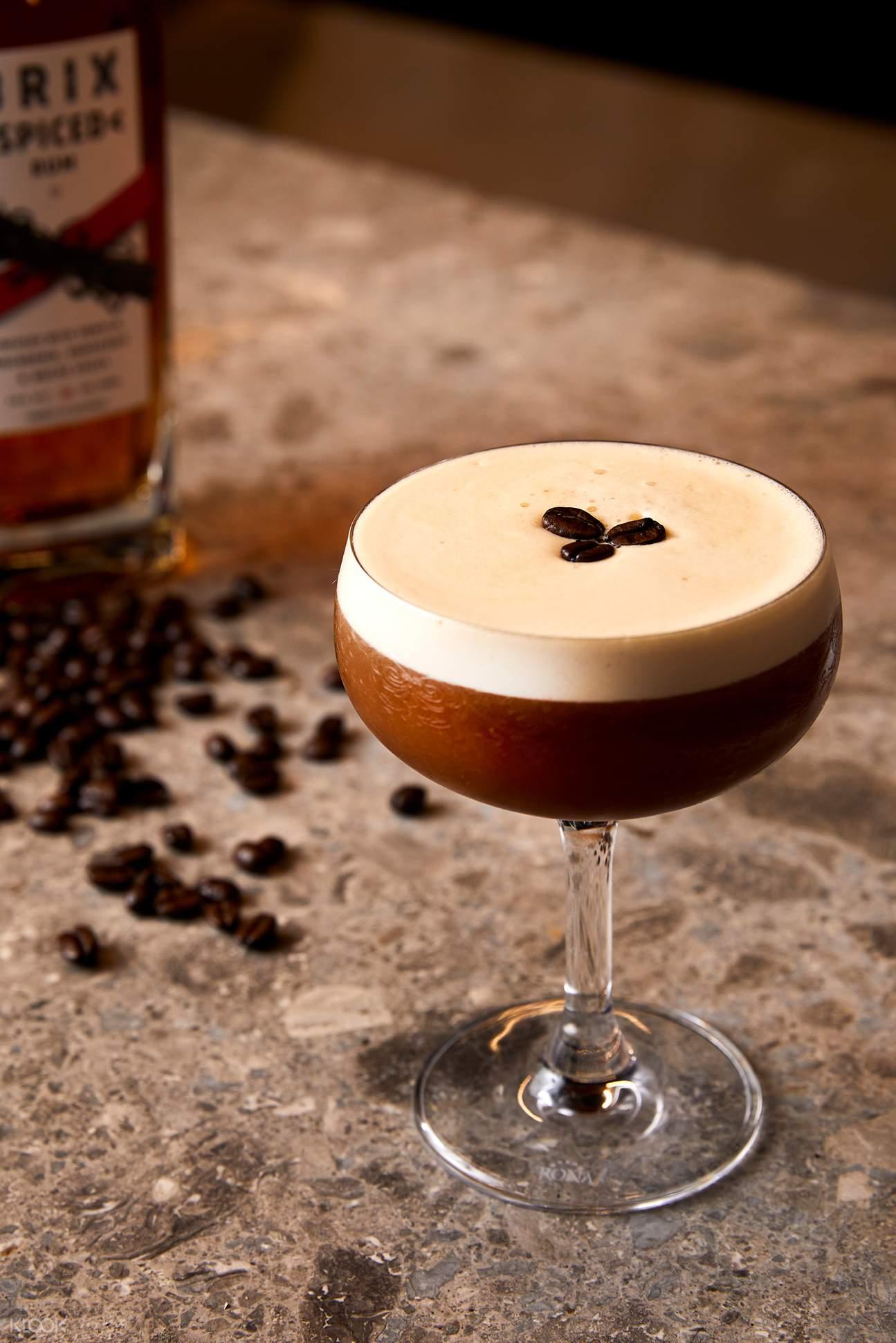espresso martini class