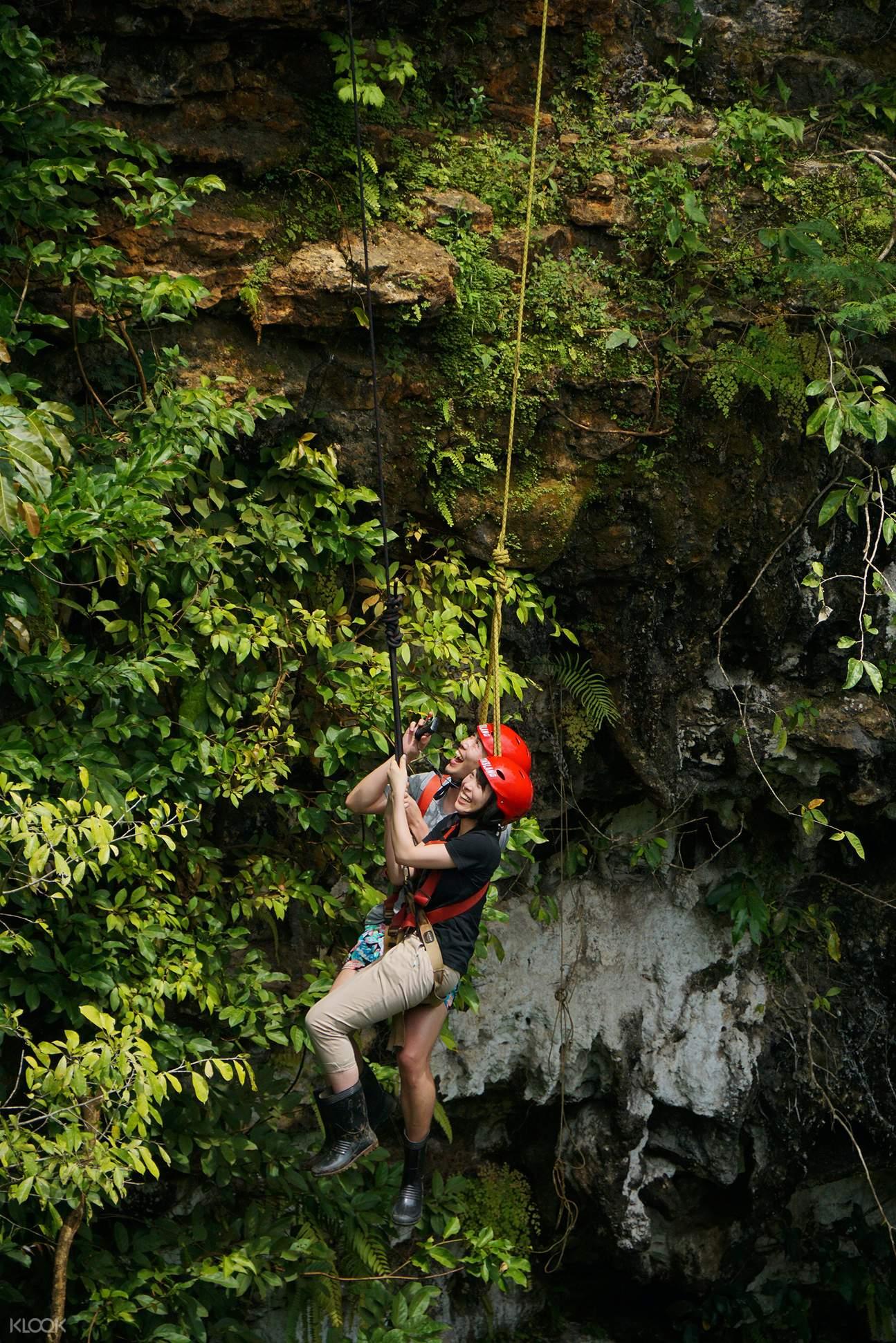 Jomblang洞穴,普蘭巴南,日惹探洞,爪哇探洞,爪哇洞穴,日惹洞穴