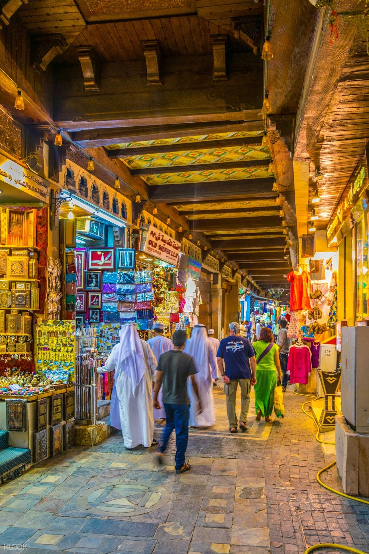 muttrah souk tour