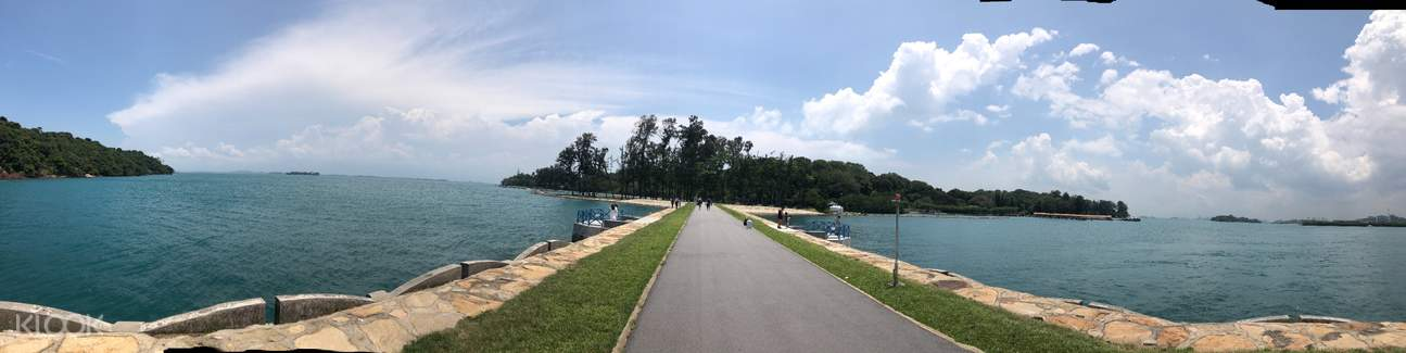 Singapore Southern Islands Hopping