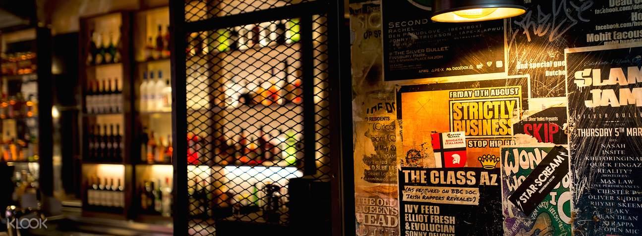 印度孟买酒吧