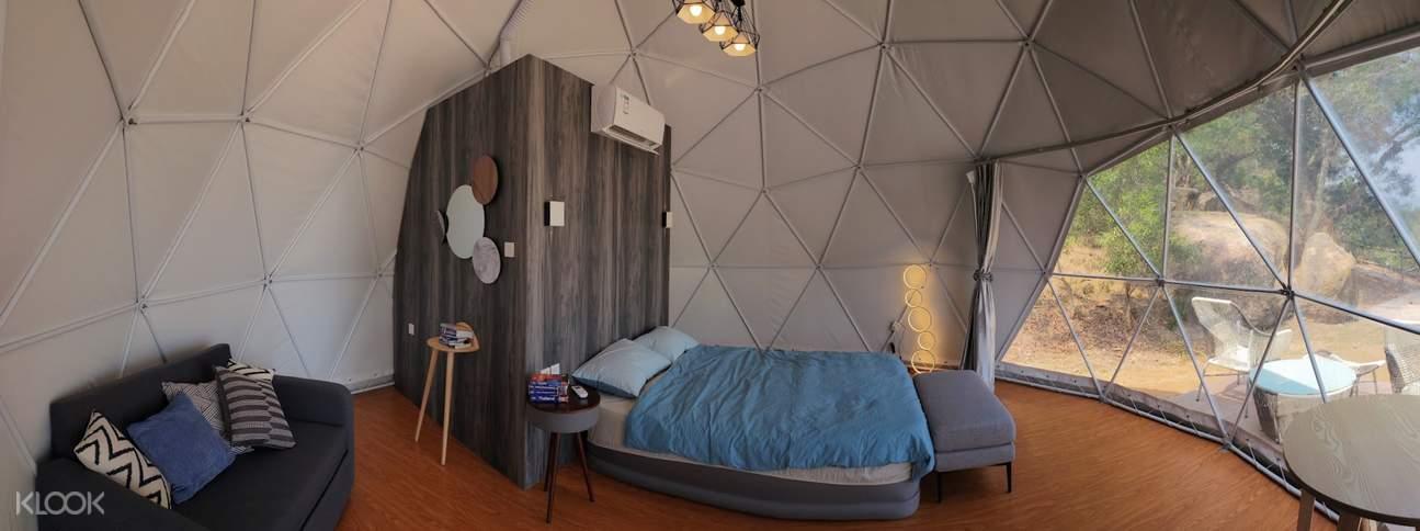 Sai Yuen Glamping - Sunset Vista Tent