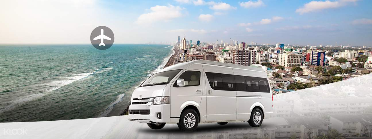 Colombo airport transfers