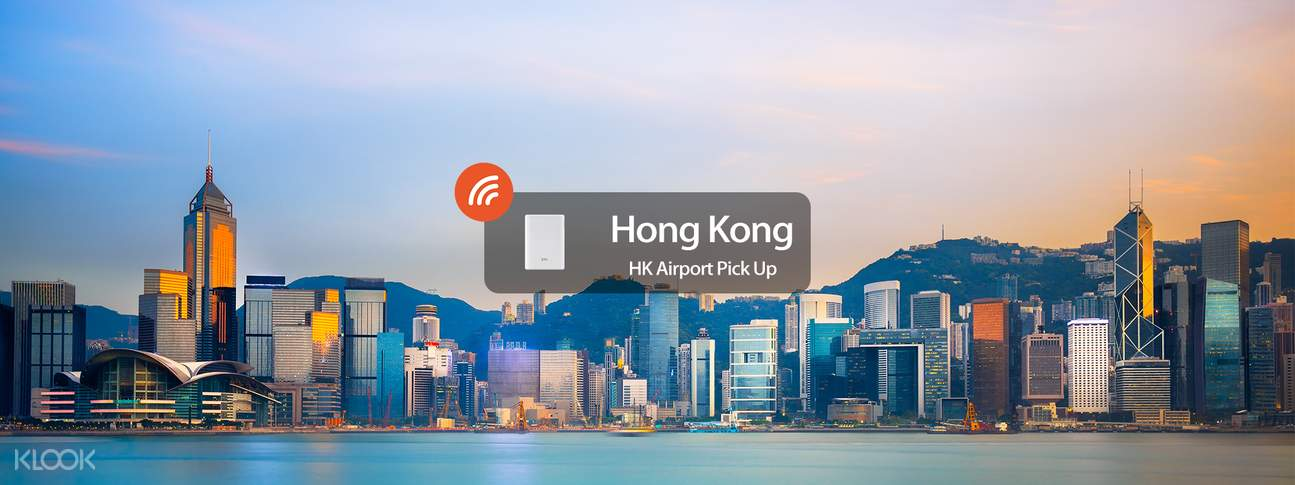 4G WiFi (HK Airport Pick Up) for Hong Kong from Song WiFi