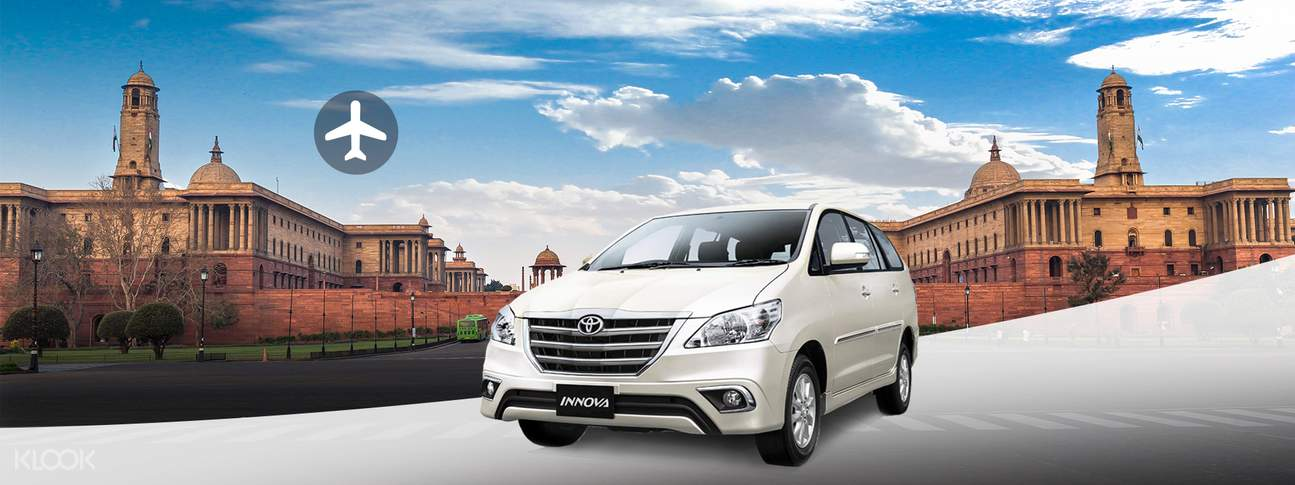 Private Airport Transfers (DEL Pick Up) for Delhi
