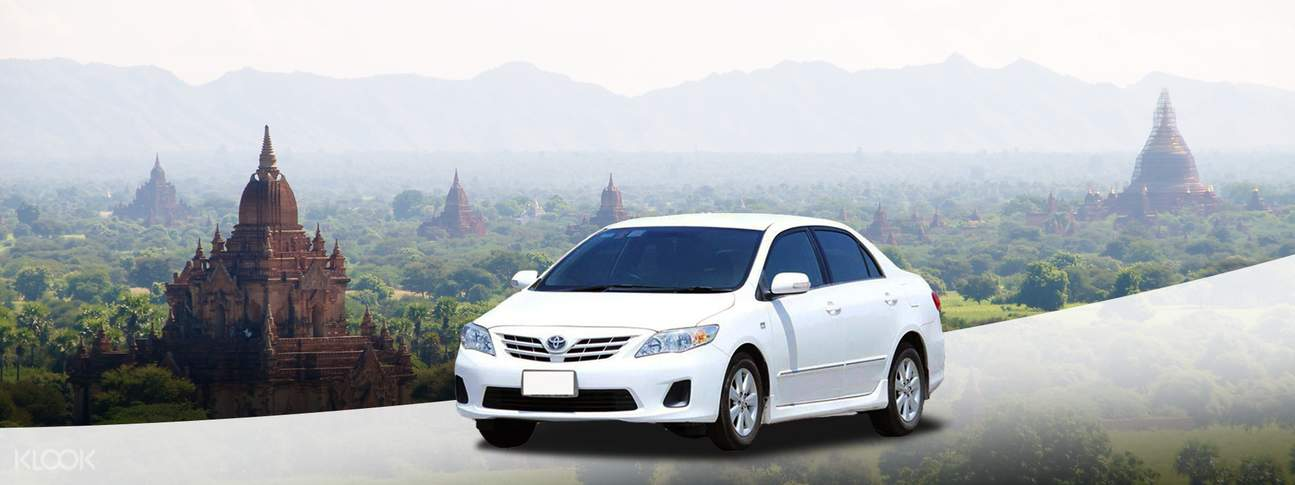 Bagan Private Car Charter