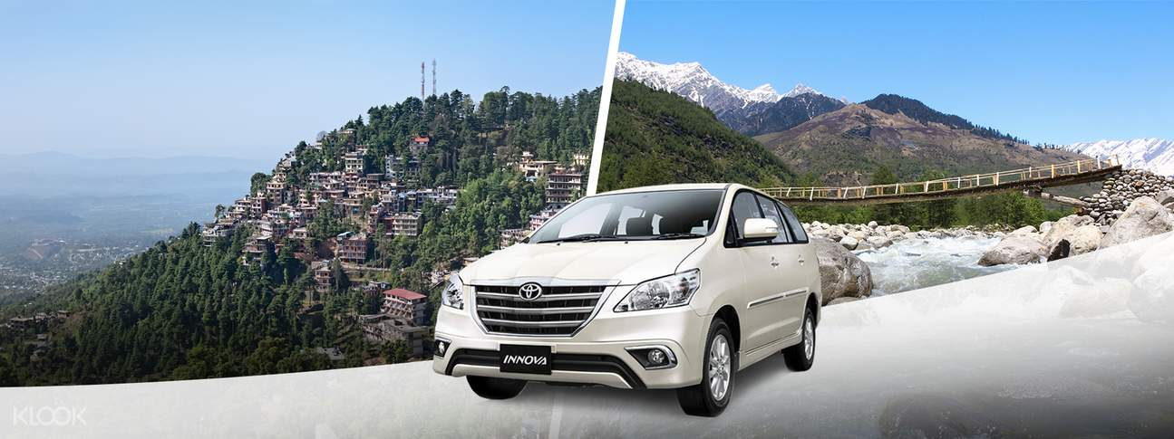 Dharamshala Private City Transfers for Shimla, Manali & More
