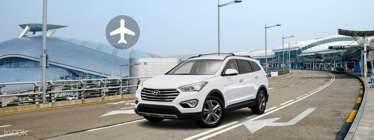 Incheon Airport Transfers (ICN) for Seoul