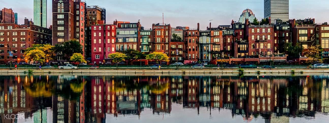 美国历史探访之旅:剑桥,列克星敦以及康科德(波士顿出发)