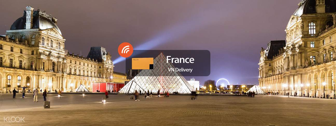 4g wifi rental vietnam delivery france