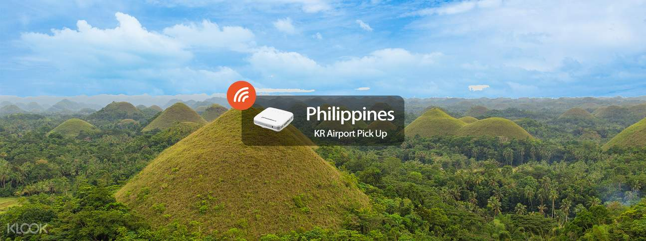4G WiFi (KR Airport Pick Up) for Philippines from WIDEMOBILE