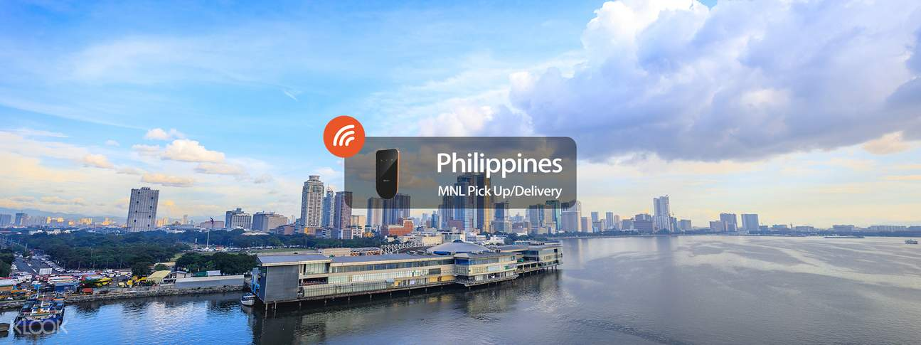 4G WiFi (MNL Delivery) for the Philippines