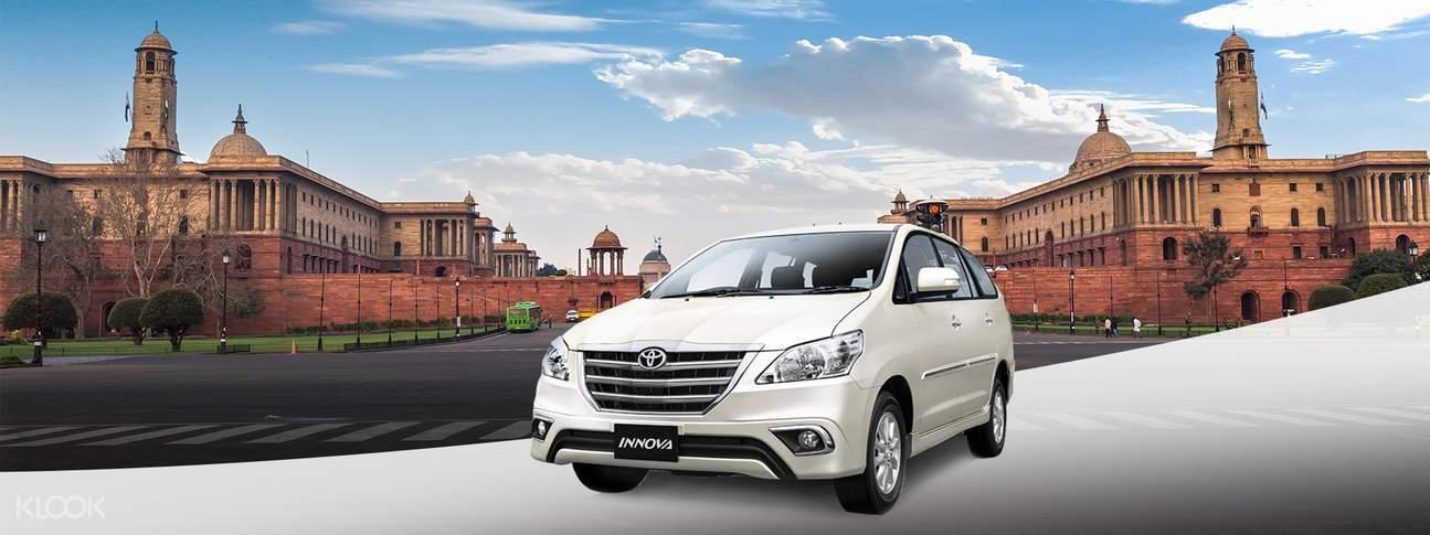 德里交通,齋浦爾到德里,德里到阿格拉,德里到齋浦爾,阿格拉到德里,德里城市交通