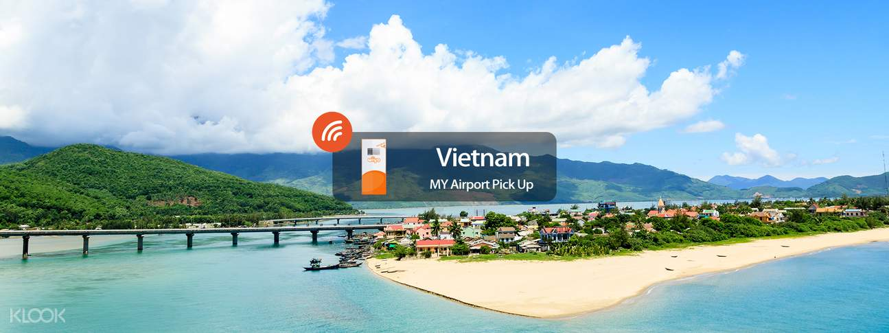 3G WiFi (KUL Airport Pick Up) for Vietnam