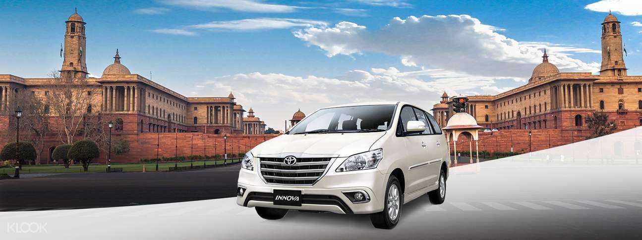 delhi private car charter