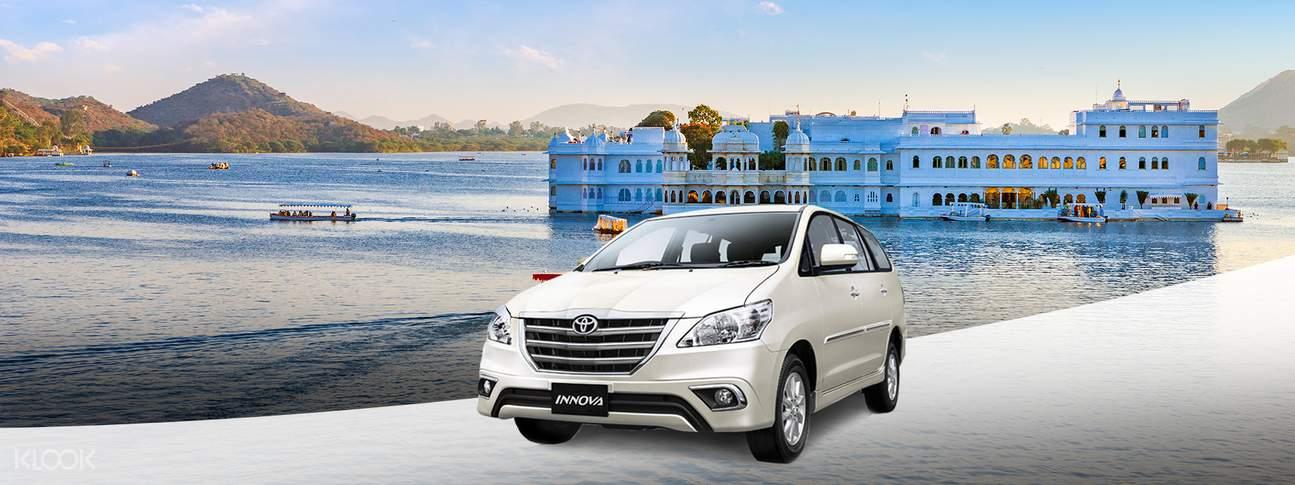 udaipur car charter