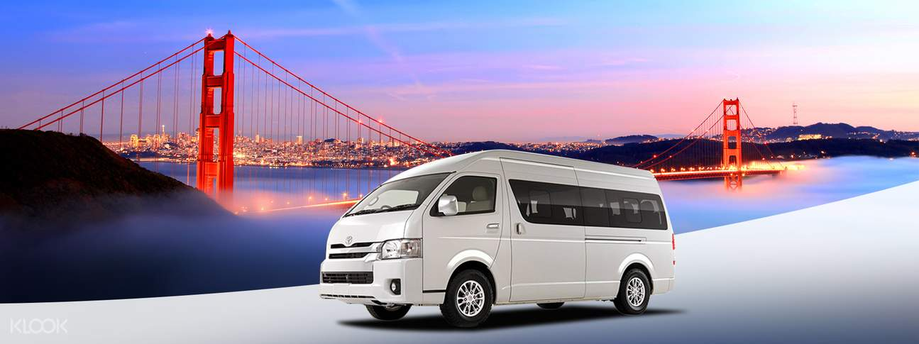 美國舊金山私人包車遊覽中文司機