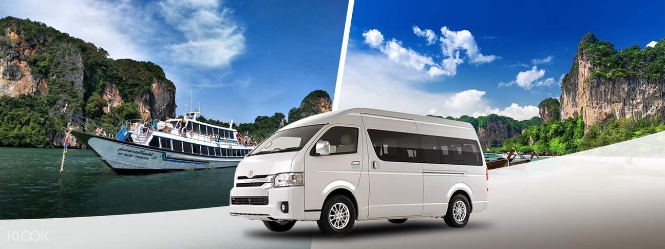 ao nang princess one way ferry ticket for koh lanta and railey beach