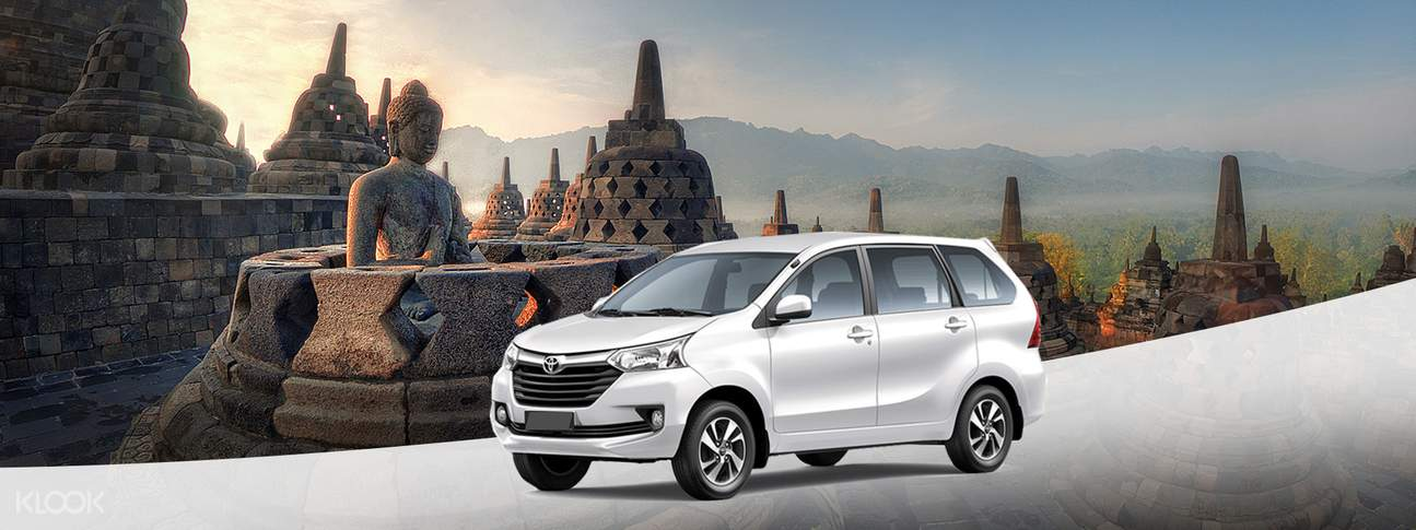 yogyakarta car rental with driver