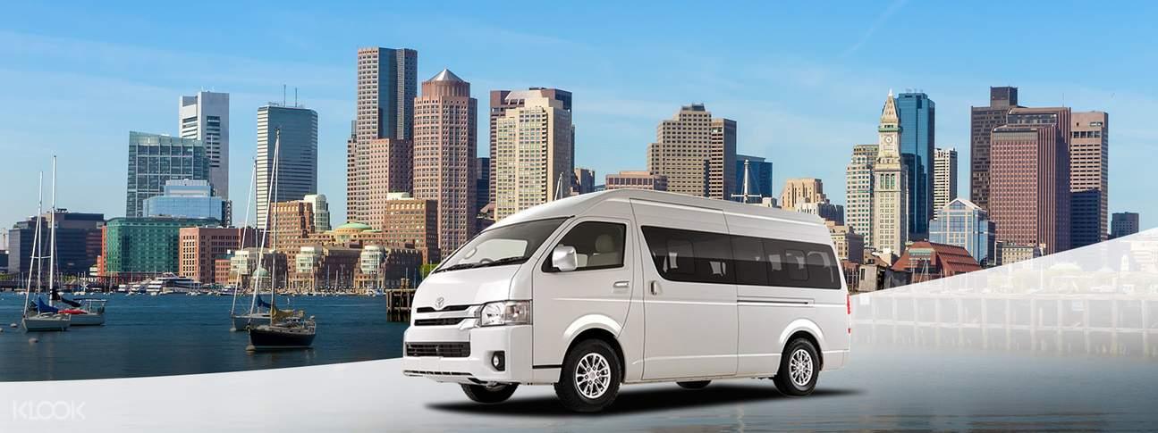 美国波士顿私人包车游览中文司机