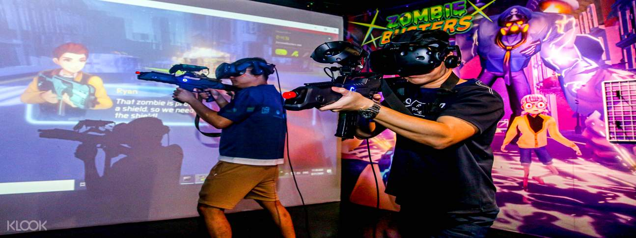 HeadRock VR Zombie Busters