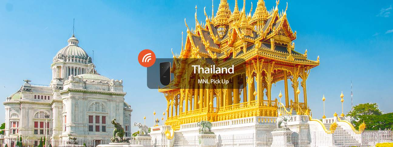 3G/4G WiFi (MNL Delivery) for Thailand
