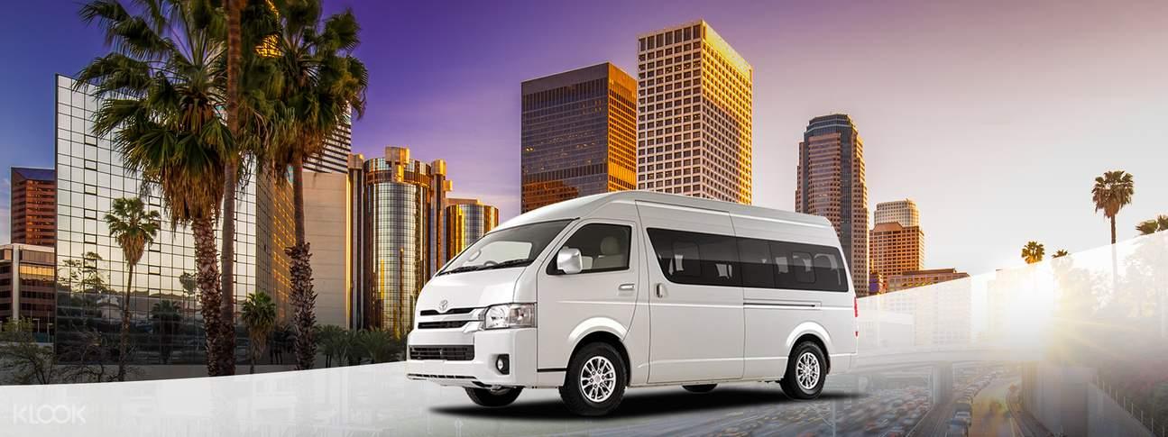 美国洛杉矶私人包车游览中文司机