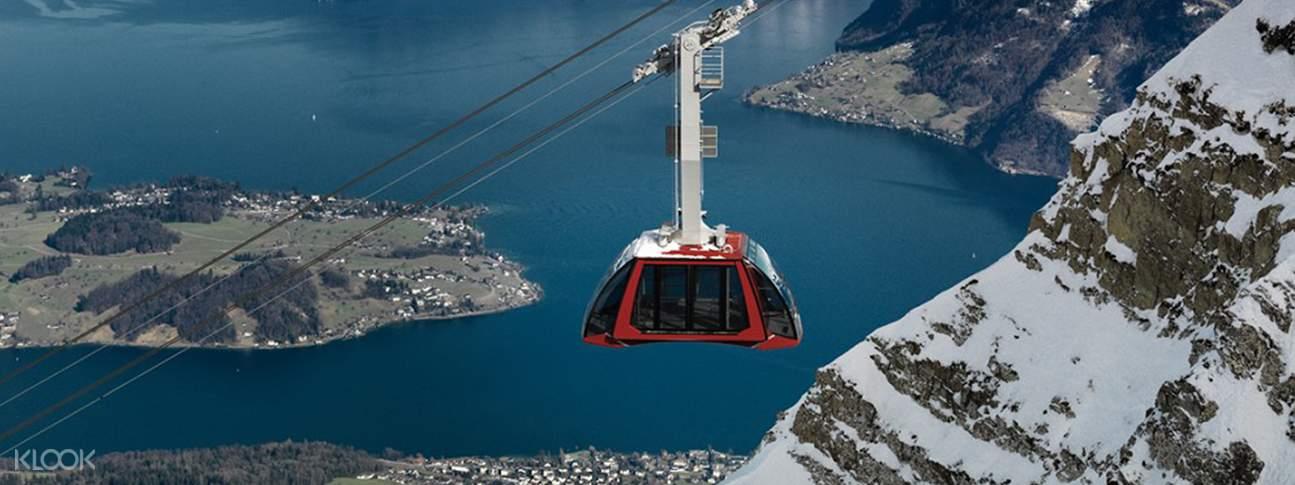 Mount Pilatus Cable Car Switzerland