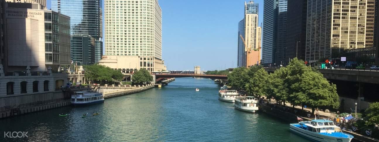 芝加哥北部观光之旅