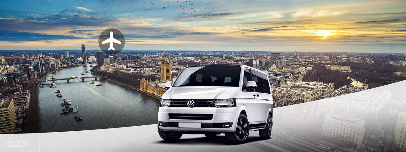 London Airport Transfer to central London