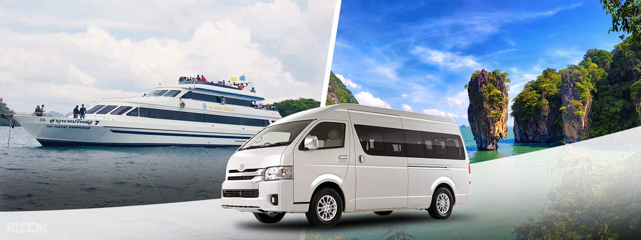 ao nang princess ferry transfers
