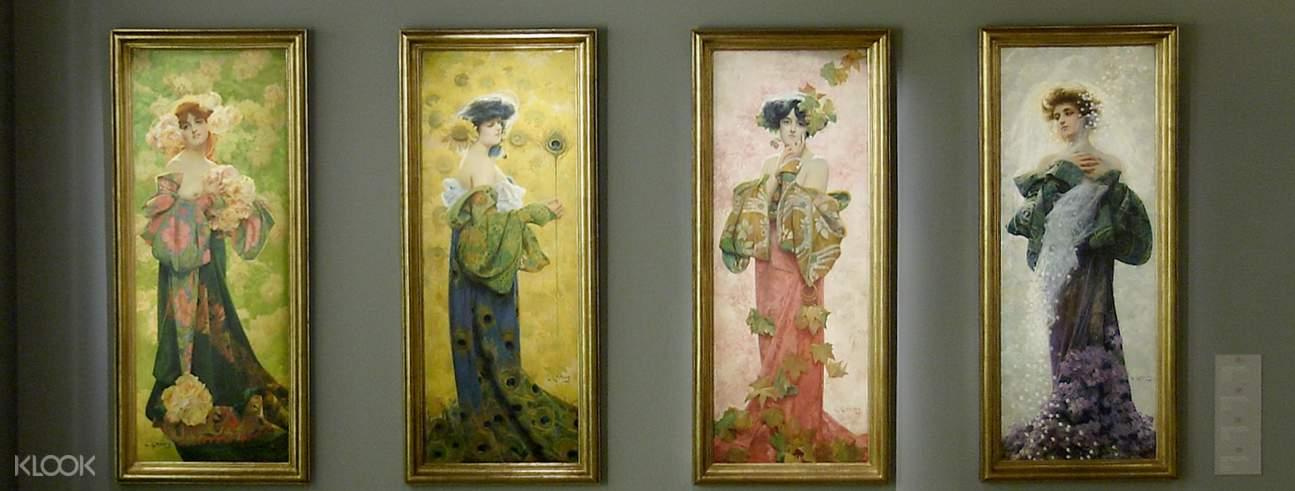 巴塞罗那博物馆,巴塞罗那现代主义博物馆,巴塞罗那现代主义艺术,高迪作品