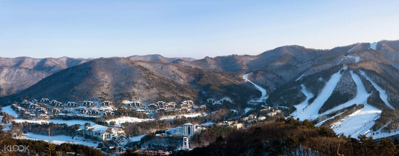 yongpyong resort from seoul