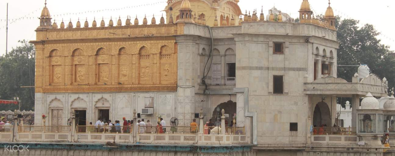 Beautiful tourist place Durgiana temple Amritsar