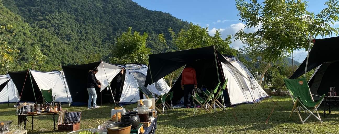 那山那谷懶人露營