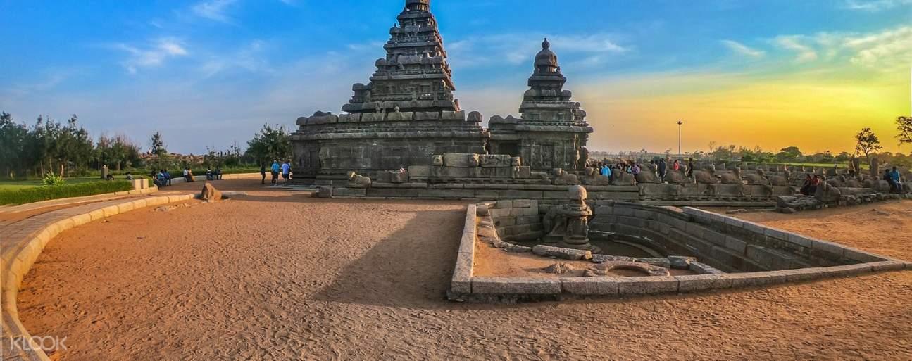 Group of Monuments in Mahabalipuram