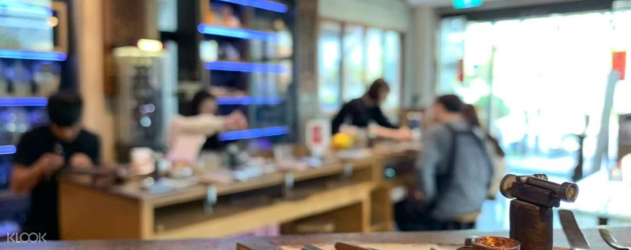 【台南】漫遊安平小鎮導覽+Adosi銀戀銀戒指手作體驗
