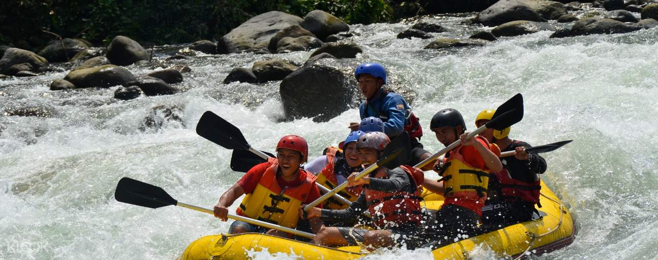 wampu river rafting