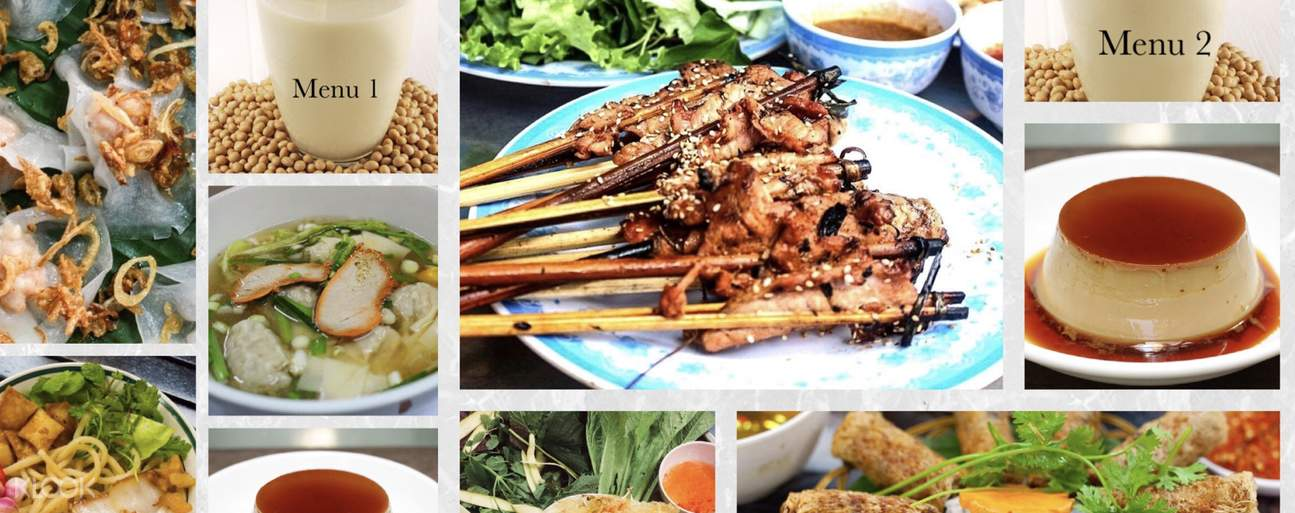 Hoi An specialty meals