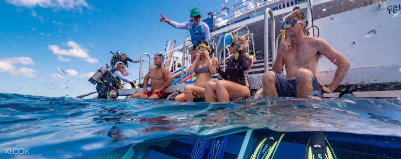 snorkeling instruction