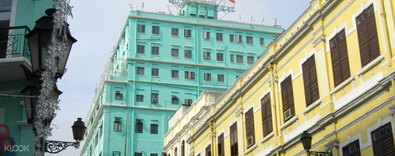 hotel central macau