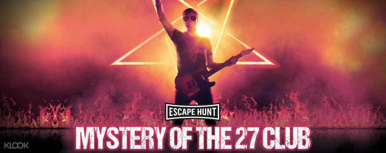 The 27 Club is a group of real-life famous musicians like Jimmy Hendrix, Amy Winehouse, Kurt Cobain who have died tragically at the age of 27. You are playing a famous rock star who will turn 27 soon, and an unexplained mystery has occurred in your dress