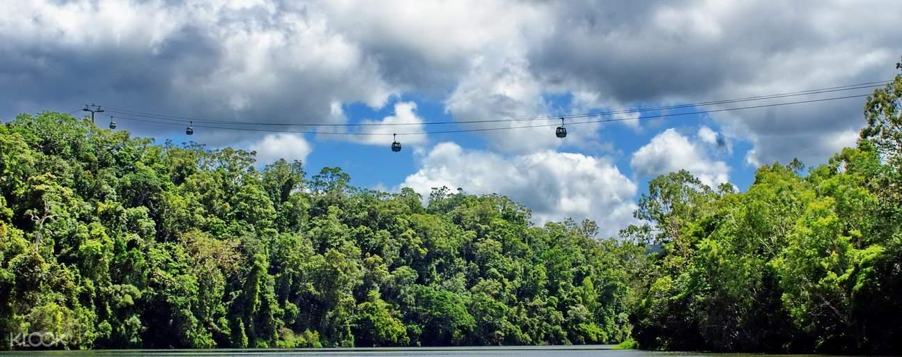 库兰达热带雨林一日游