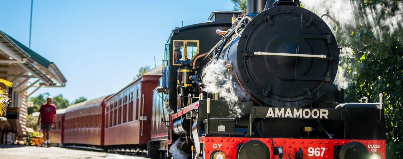 Amamoor Mary Valley Rattler Train