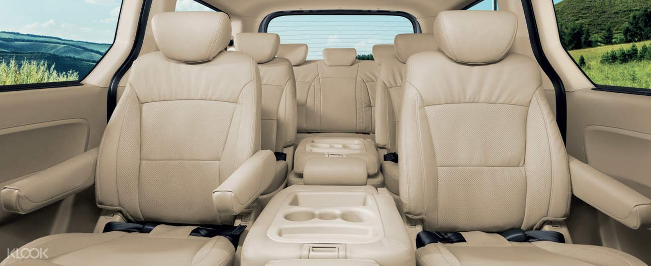 luxury van phuket