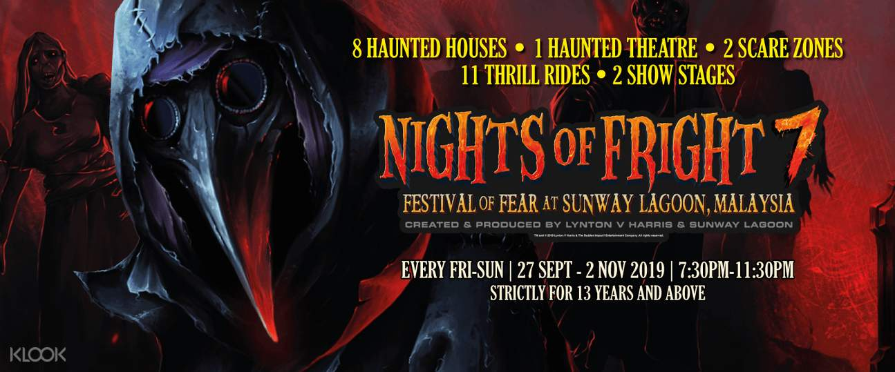 sunway lagoon nights of fright 7