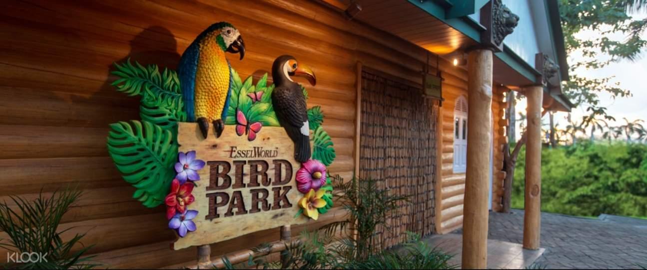 EsselWorld Bird Park Ticket in Mumbai